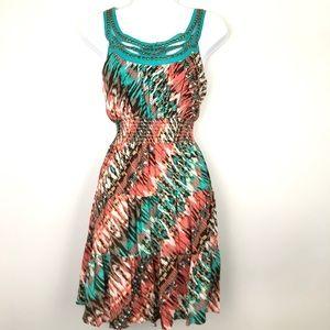 🦄 2 for $12 Love Reign Boho Dress
